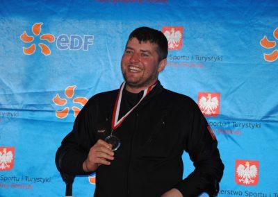Mistrzostwa Polski SKI- Czarna Góra 2011  15 - Start Poznań