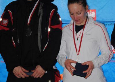 Mistrzostwa Polski SKI- Czarna Góra 2011  16 - Start Poznań
