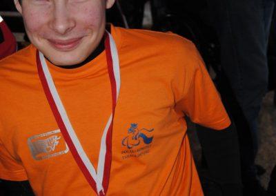 Mistrzostwa Polski SKI- Czarna Góra 2011  18 - Start Poznań