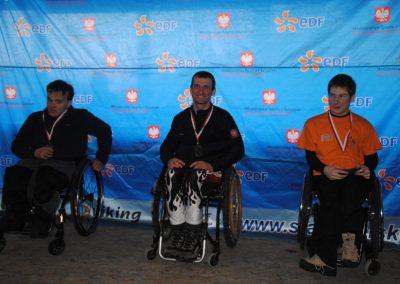 Mistrzostwa Polski SKI- Czarna Góra 2011  19 - Start Poznań