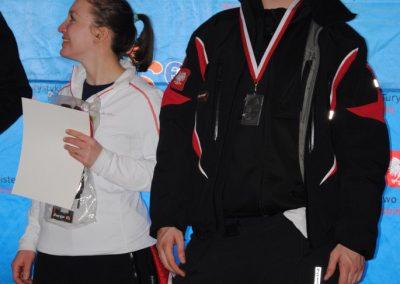 Mistrzostwa Polski SKI- Czarna Góra 2011  21 - Start Poznań