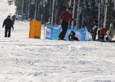 Mistrzostwa Polski SKI- Czarna Góra 2011  31 - Start Poznań