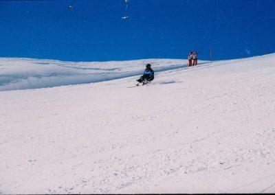 Mistrzostwa Świata Ski Anzere 2000  6 - Start Poznań