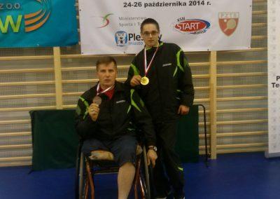 MP Tenis stołowy 2014 Pleszew 2 - Start Poznań