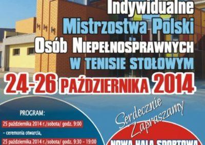 MP Tenis stołowy 2014 Pleszew  6 - Start Poznań