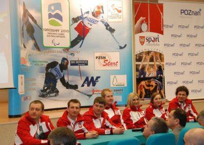 Nasi mistrzowie 50 - Start Poznań