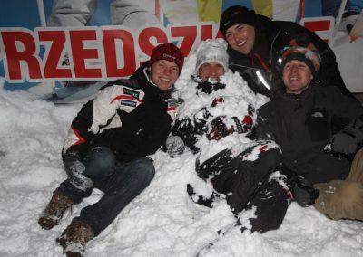 Obóz szkoleniowy Mono-ski Białka Tatrzańska 2013 1 - Start Poznań