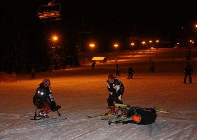 Obóz szkoleniowy Mono-ski Białka Tatrzańska 2013 5 - Start Poznań