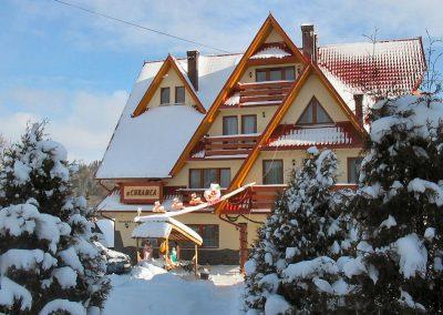 Obóz szkoleniowy Mono-ski Białka Tatrzańska 2013 24 - Start Poznań