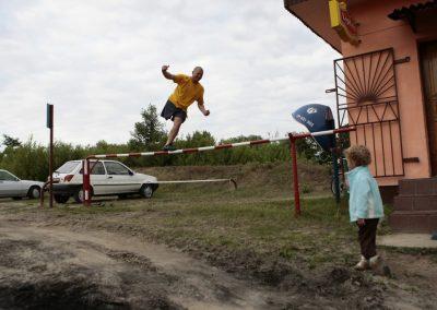 Obóz w Woli 2008 zdjęcia autorstwa Andrzeja MONCZAKA  53 - Start Poznań
