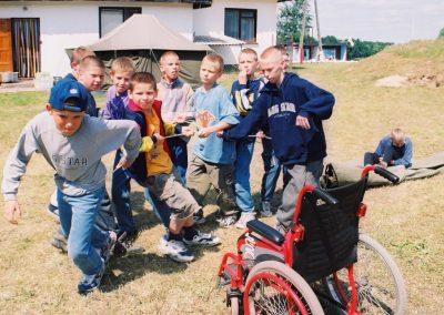 Obozy sportowo-surwiwalowe dla dzieci  5 - Start Poznań