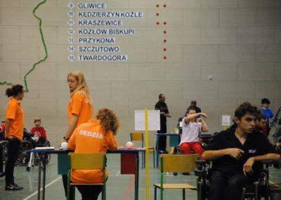 Pierwsze Mistrzostwa Polski Bocci Skoki 2010  3 - Start Poznań