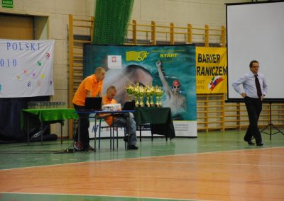 Pierwsze Mistrzostwa Polski Bocci Skoki 2010