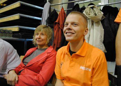 Pierwsze Mistrzostwa Polski Bocci Skoki 2010  10 - Start Poznań