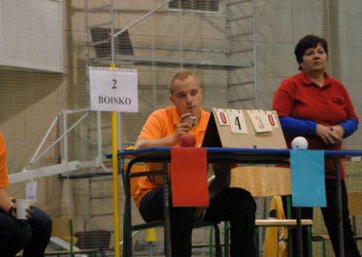 Pierwsze Mistrzostwa Polski Bocci Skoki 2010  16 - Start Poznań