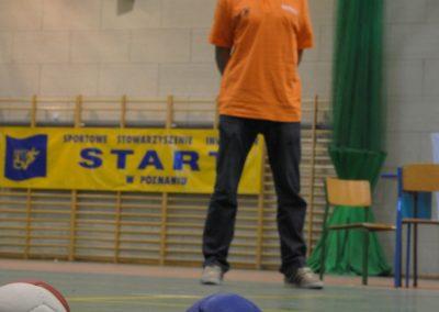Pierwsze Mistrzostwa Polski Bocci Skoki 2010  17 - Start Poznań