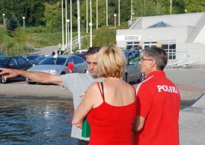 Pierwsze MP w parakajakarstwie Poznań Malta 2012 14 - Start Poznań