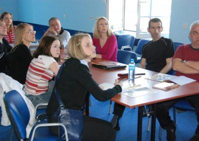 Projekt AUTO START ze Szkołą Auto 2009  41 - Start Poznań