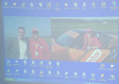 Projekt AUTO START ze Szkołą Auto 2009  48 - Start Poznań