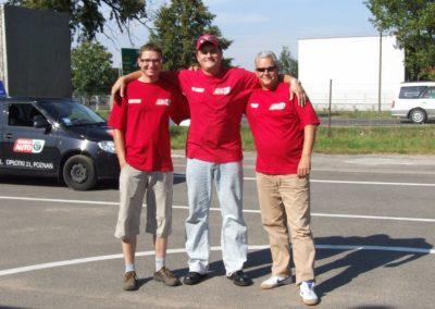 Projekt AUTO START ze Szkołą Auto 2009  64 - Start Poznań