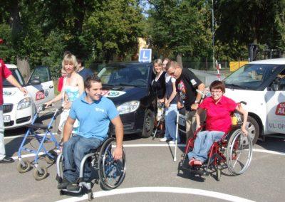 Projekt AUTO START ze Szkołą Auto 2009  65 - Start Poznań