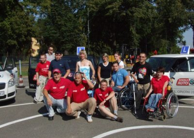 Projekt AUTO START ze Szkołą Auto 2009  66 - Start Poznań