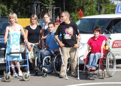 Projekt AUTO START ze Szkołą Auto 2009  67 - Start Poznań