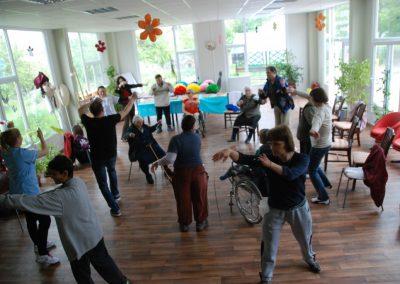 Projekt EU We Start with START- Bułgaria 2014  12 - Start Poznań