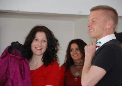 Projekt EU We Start with START- Bułgaria 2014  26 - Start Poznań
