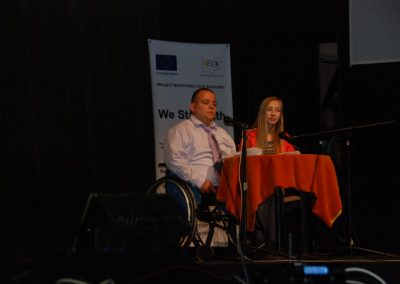 Projekt EU We Start with START- Bułgaria 2014  30 - Start Poznań