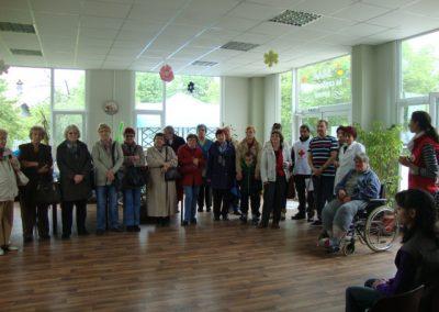 Projekt EU We Start with START- Bułgaria 2014  62 - Start Poznań