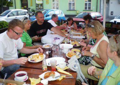Spływ Kajakowy Jezioro Durowskie 2011  1 - Start Poznań