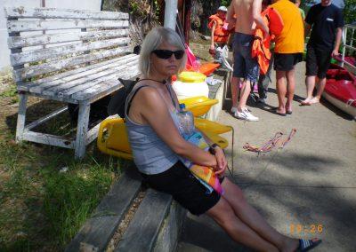 Spływ Kajakowy Jezioro Durowskie 2011  20 - Start Poznań