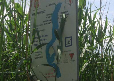 Spływ Kajakowy Jezioro Durowskie 2011  24 - Start Poznań