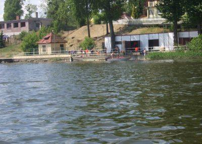 Spływ Kajakowy Jezioro Durowskie 2011  49 - Start Poznań