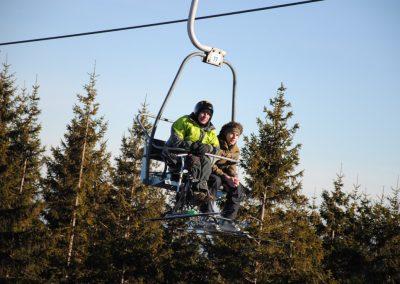 Szkolenie Mono-ski Karpacz 2011 2 - Start Poznań
