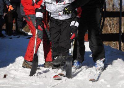 Szkolenie Mono-ski Karpacz 2011 6 - Start Poznań