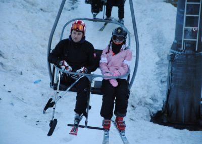 Szkolenie Mono-ski Karpacz 2011 17 - Start Poznań