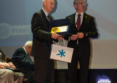 Trener Jerzy Gessner 2015 supersenior  31 - Start Poznań