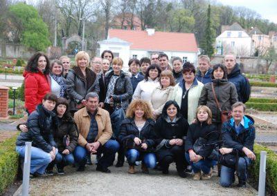 We Start with START OSW Owińska 2014  45 - Start Poznań