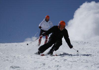 Zgrupowanie kadry Polski Ski Stelvio 2009 2 - Start Poznań
