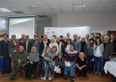 Zjazd SSR START w Dymaczewie 2012