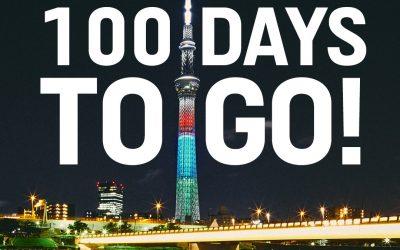 Jeszcze tylko ✨ dni do igrzysk paraolimpijskich! Jeszcze tylko dni na igrzyska paraolimpijskie w Tokio