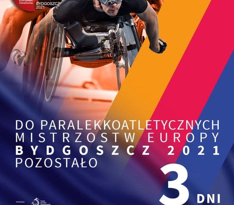 Europejska ParaLekkoatletyka od 1czerwca w Bydgoszczy