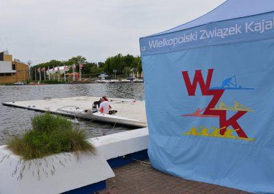 Mistrzostwa Europy w Sprincie Kajakowym i Parakajakarstwie - Poznań 3-6 .06.2021 2 - Start Poznań