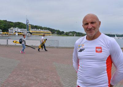 Na torach regatowych Malta 2 - Start Poznań