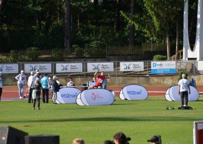 Nasi lekkoatleci startowali w Poznań Athletics Grand Prix 2021 na Stadionie POSIR Golęcin !!! 3 - Start Poznań
