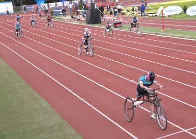 Nasi lekkoatleci startowali w Poznań Athletics Grand Prix 2021 na Stadionie POSIR Golęcin !!! 7 - Start Poznań