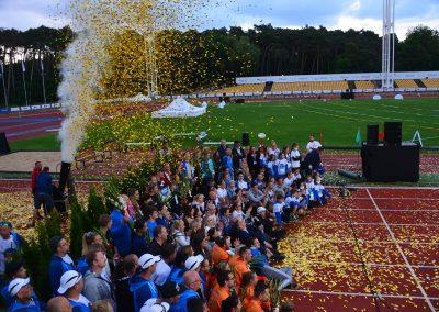 Nasi lekkoatleci startowali w Poznań Athletics Grand Prix 2021 na Stadionie POSIR Golęcin !!! 8 - Start Poznań
