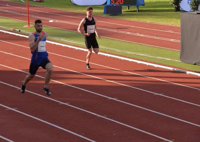 Nasi lekkoatleci startowali w Poznań Athletics Grand Prix 2021 na Stadionie POSIR Golęcin !!! 9 - Start Poznań